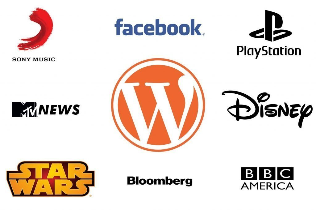 Big Name Brands that are Using WordPress