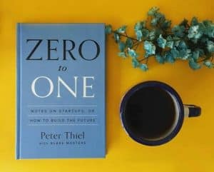 every aspiring Entrepreneur should read zero to one book