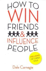 must read books for entrepreneurs - How to Win Friends & Influence People